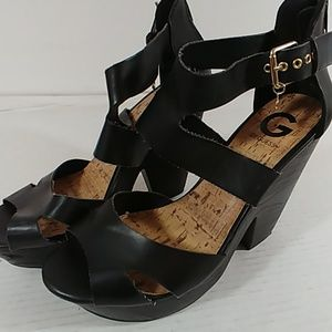 G by Guess Sandal Heels